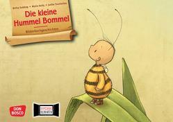 Die kleine Hummel Bommel. Kamishibai Bildkartenset. von Kelly,  Maite, Sabbag,  Britta, Tourlonias,  Joelle
