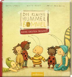 Die kleine Hummel Bommel – Meine ersten Freunde von Kelly,  Maite, Sabbag,  Britta, Tourlonias,  Joelle
