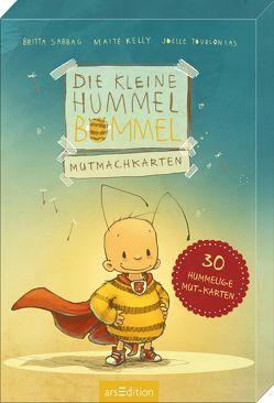 Die kleine Hummel Bommel – Mutmachkarten von Kelly,  Maite, Sabbag,  Britta, Tourlonias,  Joelle