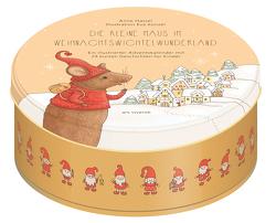 Die kleine Maus im Weihnachtswichtelwunderland von Hassel,  Anne
