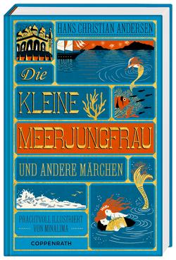 Die kleine Meerjungfrau von Andersen,  Hans Christian, MinaLima Design