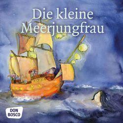 Die kleine Meerjungfrau. Mini-Bilderbuch. von Andersen,  Hans Christian, Lefin,  Petra