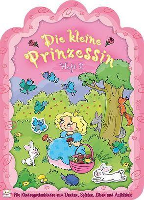 Die kleine Prinzessin Heft 2