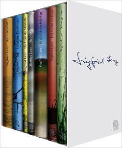 Die kleine Siegfried-Lenz-Bibliothek von Lenz,  Siegfried