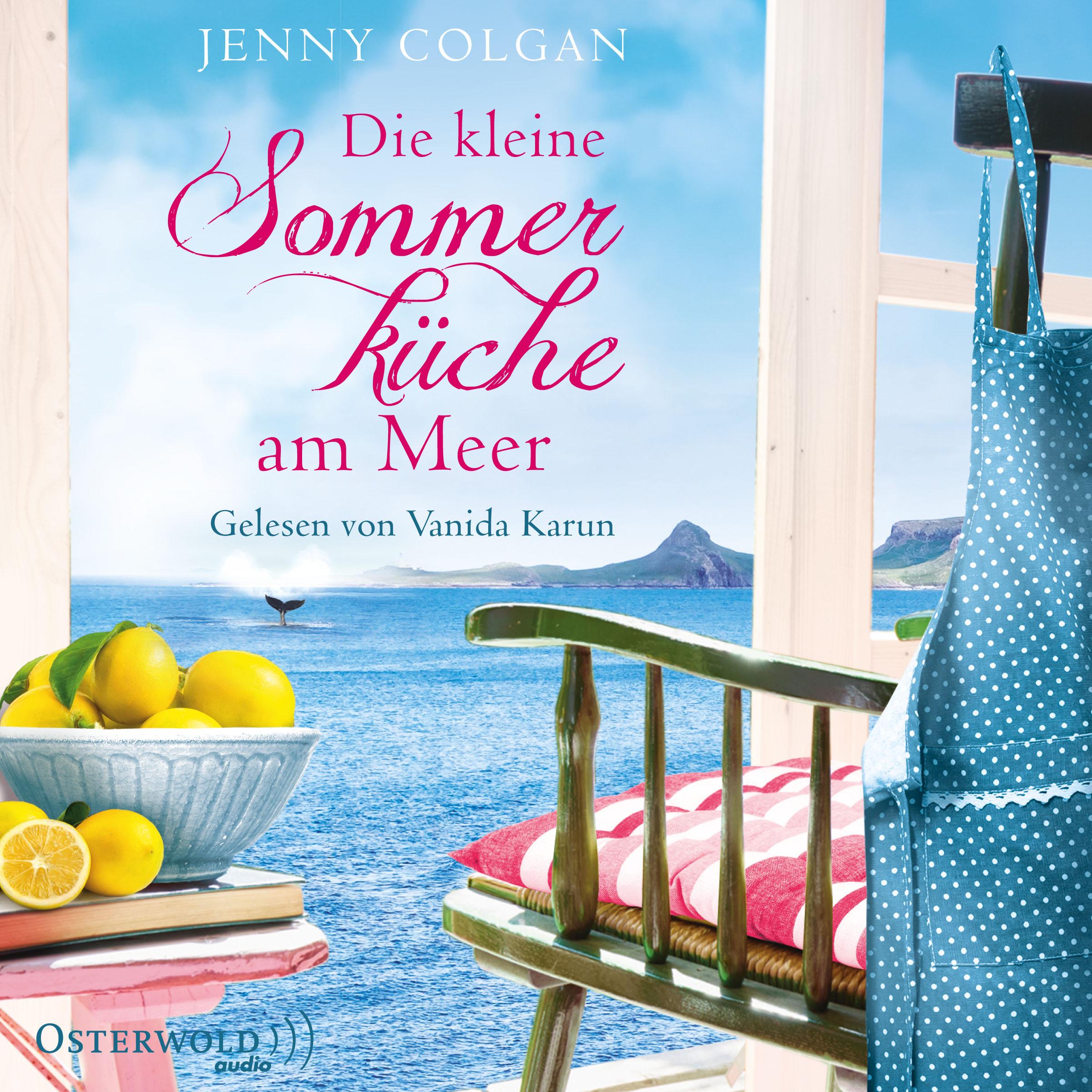 Die kleine Sommerküche am Meer von Colgan, Jenny, Hagemann, Sonja, Ka
