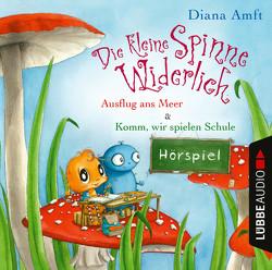Die kleine Spinne Widerlich – 2 Geschichten von Amft,  Diana