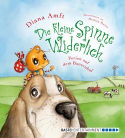 Die kleine Spinne Widerlich – Ferien auf dem Bauernhof von Amft,  Diana