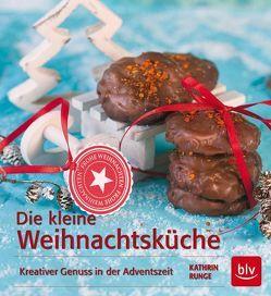 Die kleine Weihnachtsküche von Antholz,  Frauke, Runge,  Kathrin
