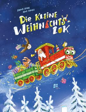 Die kleine Weihnachtslok von Lange,  Igor, Ruhe,  Anna