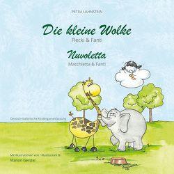 Die kleine Wolke II – Flecki und Fanti – Deutsch-Italienische Kindergartenversion von Lahnstein,  Petra