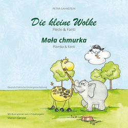Die kleine Wolke II – Flecki und Fanti – Deutsch-Polnische Kindergartenversion von Lahnstein,  Petra