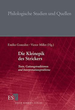 Die Kleinepik des Strickers von González,  Emilio, Millet,  Victor