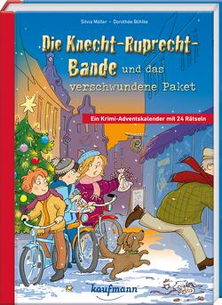 Die Knecht-Ruprecht-Bande und das verschwundene Paket von Boehlke,  Dorothee, Möller,  Silvia