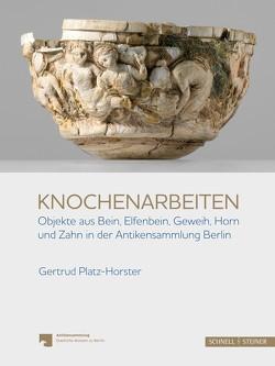 Knochenarbeiten von Platz-Horster,  Gertrud, Staatliche Museen zu Berlin