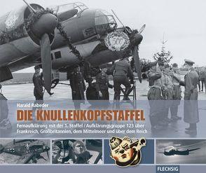 Die Knullenkopfstaffel von Rabeder,  Harald