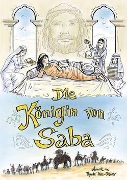 Die Königin von Saba von Thies-Gebauer,  Henrike