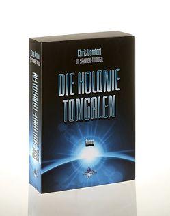 Die Kolonie Tongalen von Spiegelberg Verlag, Vandoni,  Chris