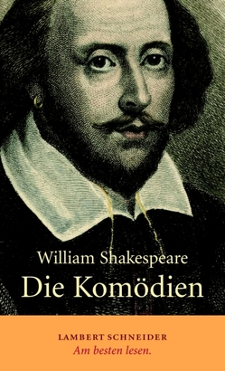 Die Komödien von Shakespeare,  William