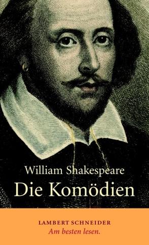 Die Komödien von Shakespeare,  William