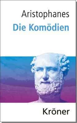 Die Komödien von Aristophanes, Zimmermann,  Bernhard