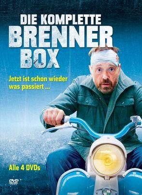Die komplette Brenner Box von Josef,  Hader, Murnberger,  Wolfgang, Wolf,  Haas