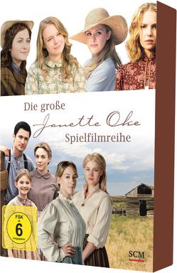 Die komplette Janette Oke-Spielfilmreihe von Landon junior,  Michael