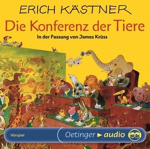 Die Konferenz der Tiere von Drache,  Heinz, Friedrichsen,  Uwe, Haupt,  Ullrich, Kaestner,  Erich, Krüss,  James, Wunderlich,  Claus