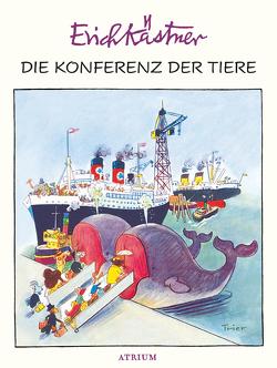 Die Konferenz der Tiere von Kaestner,  Erich, Trier,  Walter