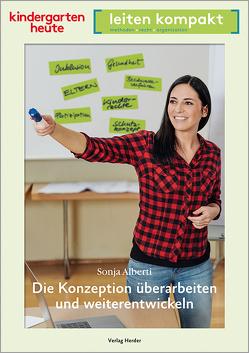 Die Konzeption überarbeiten und weiterentwickeln von Alberti,  Sonja