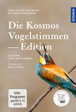 Die Kosmos-Vogelstimmen-Edition von Bergmann,  Hans-Heiner, Engländer,  Wiltraud
