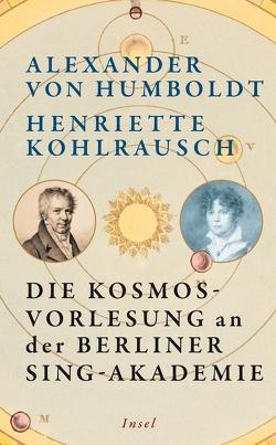 Die Kosmos-Vorträge von Humboldt,  Alexander von, Thomas,  Christian