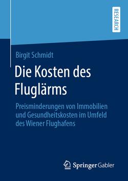 Die Kosten des Fluglärms von Schmidt,  Birgit