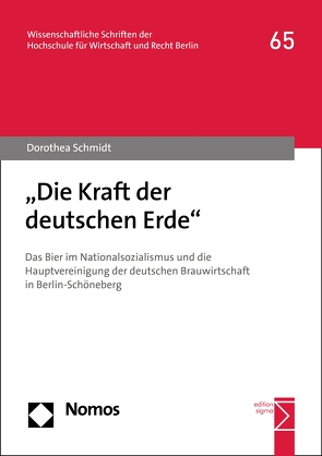 """""""Die Kraft der deutschen Erde"""" von Schmidt,  Dorothea"""