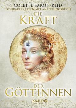 Die Kraft der Göttinnen von Baron-Reid,  Colette, Kappen,  Horst