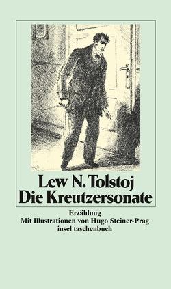 Die Kreutzersonate von Luther,  Arthur, Steiner-Prag,  Hugo, Tolstoj,  Lew