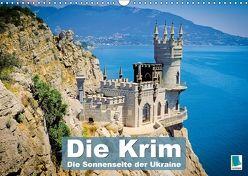 Die Krim – Sonnenseite der Ukraine (Wandkalender 2018 DIN A3 quer) von CALVENDO,  k.A.