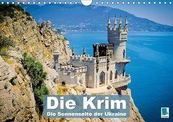 Die Krim – Sonnenseite der Ukraine (Wandkalender 2018 DIN A4 quer) von CALVENDO,  k.A.