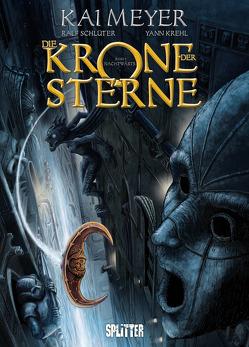 Die Krone der Sterne (Comic). Bd. 1 von Krehl,  Yann, Meyer,  Kai, Schlüter,  Ralf