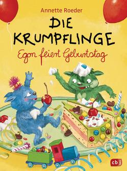 Die Krumpflinge – Egon feiert Geburtstag von Korthues,  Barbara, Roeder,  Annette