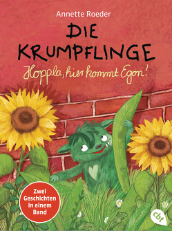 Die Krumpflinge – Hoppla, hier kommt Egon! von Korthues,  Barbara, Roeder,  Annette
