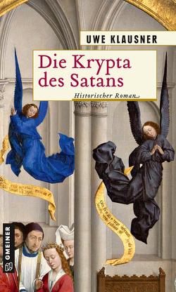 Die Krypta des Satans von Klausner,  Uwe