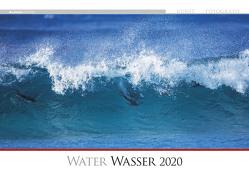 Die Kunst der Fotografie – Wasser 2020 – Bildkalender quer (50 x 34) – Landschaft – Natur – Meer – Ozean – Wandkalender von ALPHA EDITION