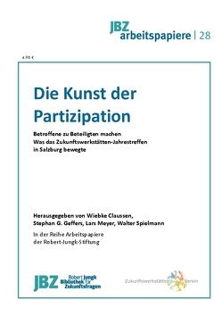 Die Kunst der Partizipation – Betroffene zu Beteiligten machen von Claussen,  Wiebke, Geffers,  Stephan G., Meyer,  Lars, Spielmann,  Walter