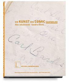 DIE KUNST DES COMIC-SAMMELNS von Jakubowski,  Alex, Mann,  Sandra