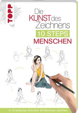 Die Kunst des Zeichnens 10 Steps – Menschen von Lecouffe,  Justine