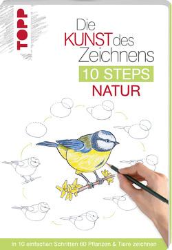 Die Kunst des Zeichnens 10 Steps – Natur von Woodin,  Mary