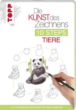 Die Kunst des Zeichnens 10 Steps – Tiere von Kilgour,  Heather
