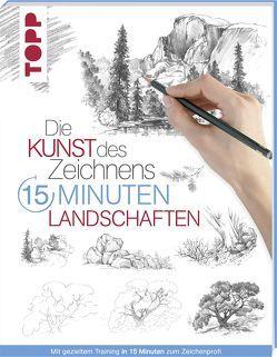 Die Kunst des Zeichnens 15 Minuten – Landschaften von frechverlag