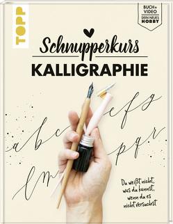 Die Kunst des Zeichnens – Kalligraphie & Lettering von frechverlag
