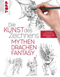 Die Kunst des Zeichnens – Mythen, Drachen, Fantasy von frechverlag
